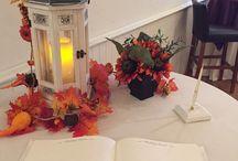 Beautiful Fall Weddings