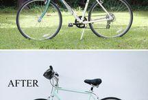 bicicletas / ideias de bicicletas e oficinas