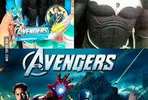 Heróis ❤️ Marvel