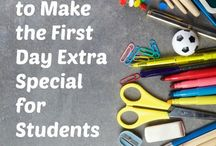 Classroom Celebrations / Ideas for holiday and birthday activities in the Grade 1 classroom