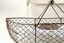 Wire baskets love them