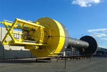 Marine Renewables Energy Constructions by Degima / Degima built different types of mockups, prototypes and commercial scale marine energy devices.  Wave energy. Offshore wind. Floating platforms