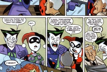 Awesome Harley Quinn moments / Comic