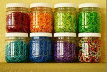 Rainbow Loom / by Aimee Wall