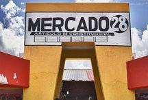 メルカド28 Mercado 28 / ダウンタウンにある大型マーケット。 メキシコショッピングを楽しむならココ☆