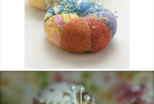 Pin Cushions / by Marie Stubbs