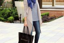 modest for fall / tzniut and hijab outfits for fall weather