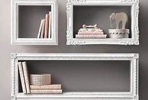 DIY with shelves