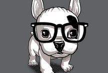 Bulldog Rajz
