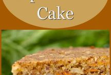 Cake Recipes from Blogs