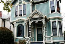 Victorian Houses & Sveitser Villaer