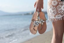 Leather Handmade Luxury Sandals daisy flower 1006 crystal and lt.topaz