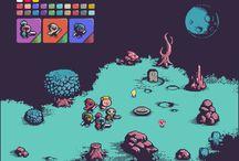 Pixel Art Inspirations