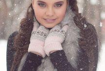 girl photos ideas winter