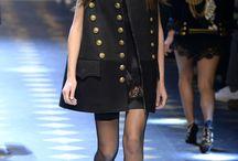 Dolce&Gabbana fashion show