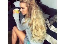 Soft hairstyles<3