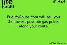 road trip cheap gas