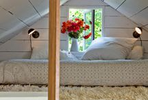 Attic space / by Kristah Kitchen