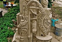 Sand Castles / by Melanie Kimball