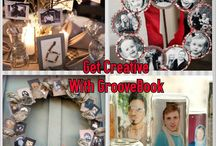 Getting Creative with GrooveBook / The creative minds of our GrooveBook users! / by Groovebook