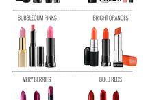 Lipsticks for Fall