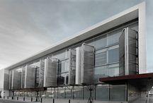 Port Authority Headquarters / Marina di Carrara