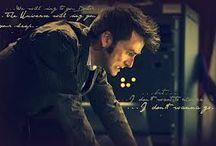 Doctor Who / una serie televisiva scoperta per caso, e che è diventata una delle mie preferite.........anche se ammetto che il merito è soprattutto di David Tennant