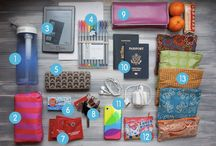 Travel Packing / Packing recepies by people around the world
