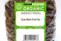 Products: Raw Chocolate