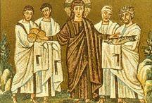 Byzantine / Images of Jesus in the Byzantine Period. Summary: https://goo.gl/VCHWVS