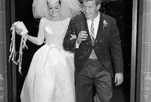 Свадьбы в стиле 1960-х годов.