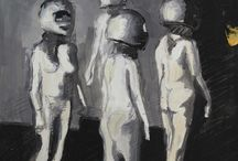 My paintings / www.adriennerdei.wordpress.com