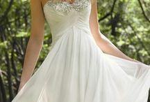 Wedding hair / wedding hair ideas for  bride and bridesmaids