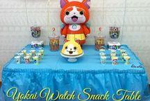 Yokai Watch Birthday / by Kit Ostrander