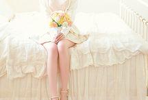 white dresses
