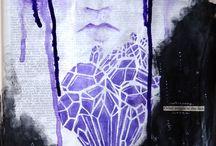 My stencil designs