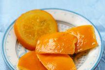 Confit de fruit