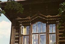 FENÊTRES  -  WINDOWS  -  BALCONS  -  BALCONIES  -  PORTES - DOORS