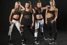 Dance apparel