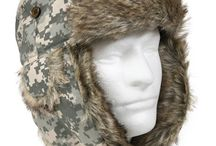 Winter Hats / WARM - Military Hats, Balaclava, Watch Caps, Headbands and Scarves, great Winter head wear.  See them all at http://www.priorservice.com/hewacaandsc.html / by PriorService.com