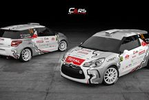 CERS performance (Citroen DS3, Citroen C2) / Design and wrap.
