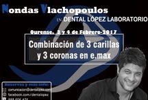 Carteles Dental López / #dentalopez #dental