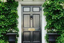 Doors, windows & garden gates / by Helen Kennerk