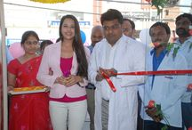 Positive Homeopathy - Kondapur Inauguration / A new branch was started by Positive Homeopathy group at Kondapur.
