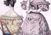 1830s - fashion