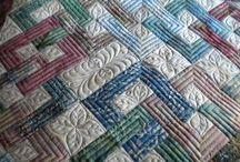 Longarm quilting pattern ideas