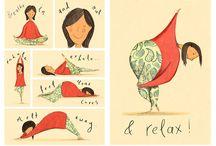 Inspiration from Illustration Friday
