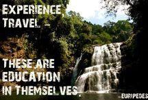 True Travel: Mindful Words / On mindfulness, quotes for inspiration and motivation to practice life deliberately and peacefully.