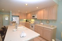 Our Tybee Condos! / These are our beautifully decorated condos. Our condos have pools, hot tubs, and are Wi-Fi ready!