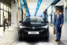 Yeni Toyota Avensis 2015 / Yeni Avensis keskin, dinamik stili ve ödün vermeyen özgüveniyle göreve hazır.